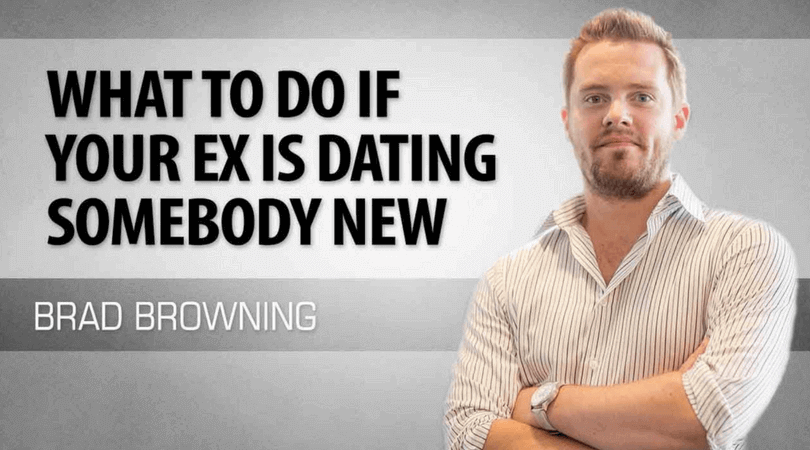how do you know if your ex is dating someone new