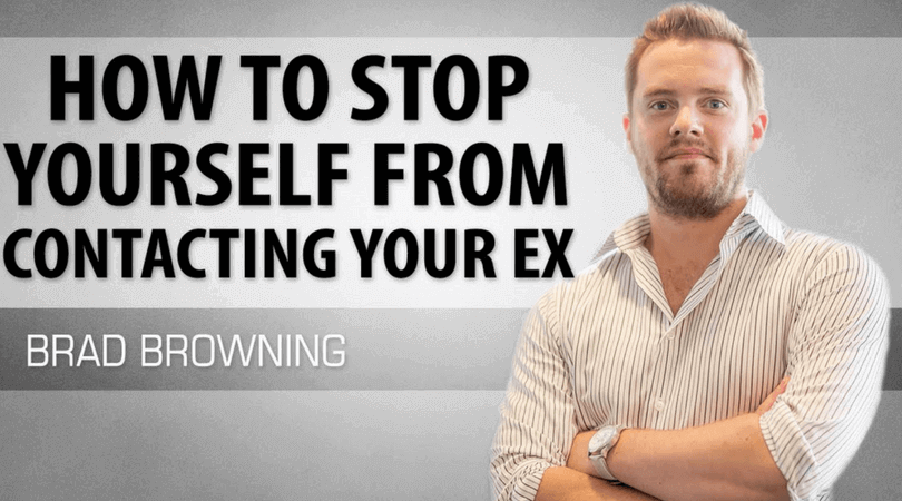 Having a Hard Time Stopping Yourself From Contacting Your Ex? Try These 5 Tips