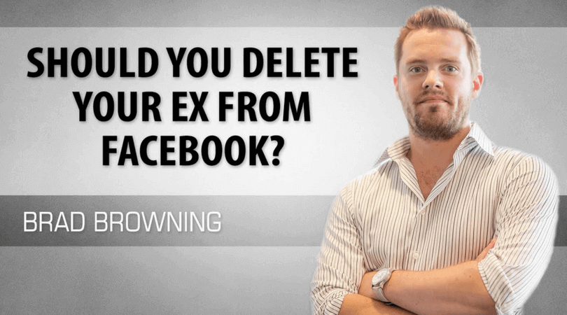 Should I Unfriend My Ex On Facebook If I Want Him Back- (The Answer May Surprise You)