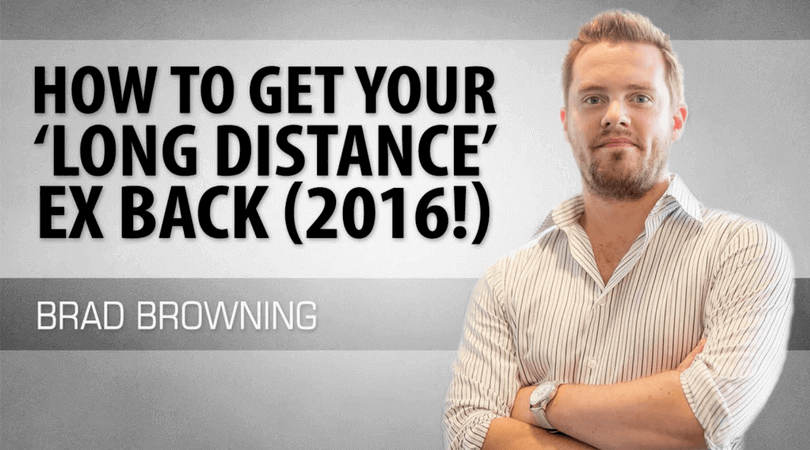 How To Get Your Ex Back If You Were In A Long Distance Relationship