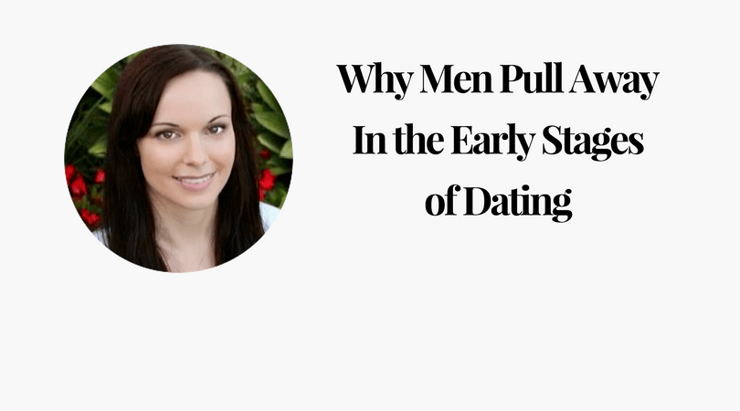 What to do in the early stages of dating