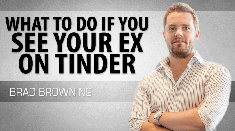 What To Do If You See Your Ex On Tinder