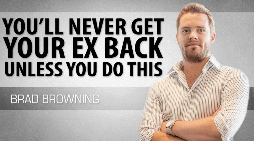 The #1 Thing You Must Absolutely Do To Get Your Ex Back