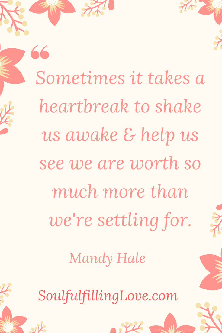 healing a heartbreak