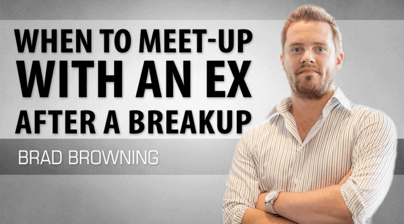 When To Meet Up With Your Ex After a Breakup and Win Him Back