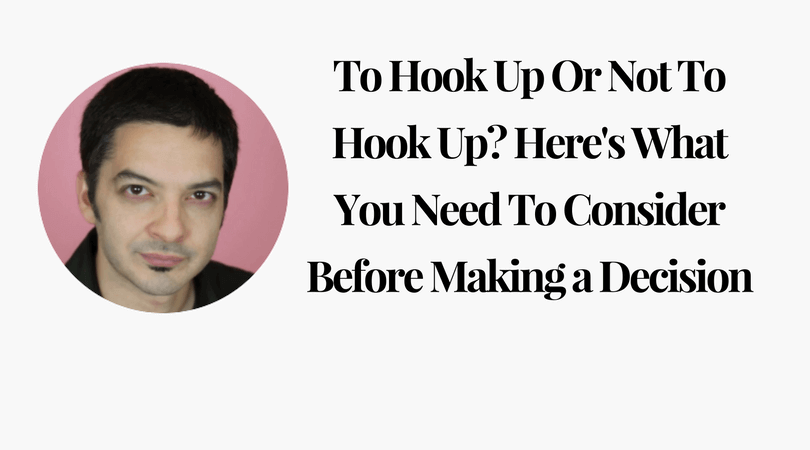 Hookup when your biological clock is ticking