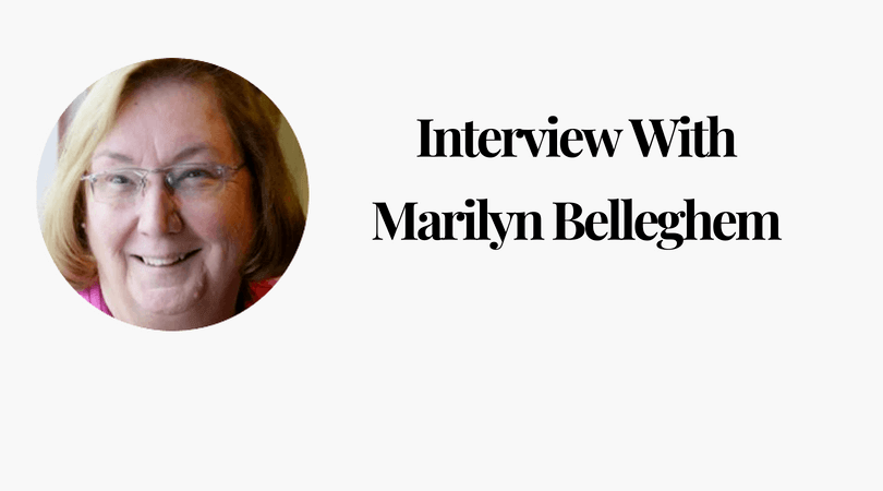 Interview With Marilyn Belleghem
