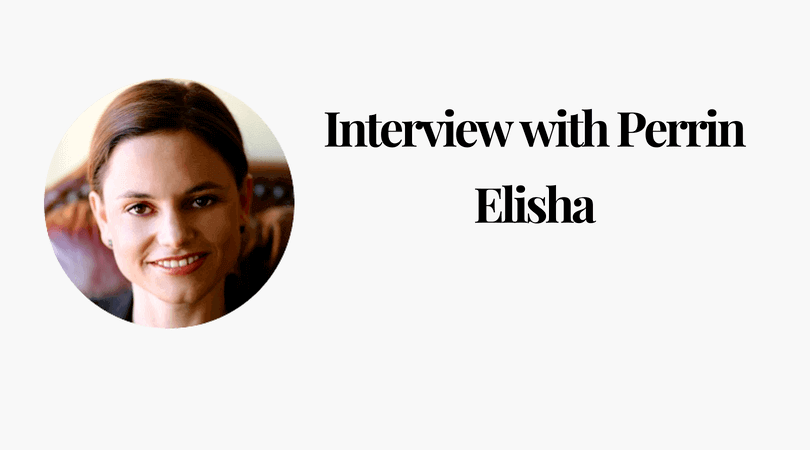 Interview with Perrin Elisha